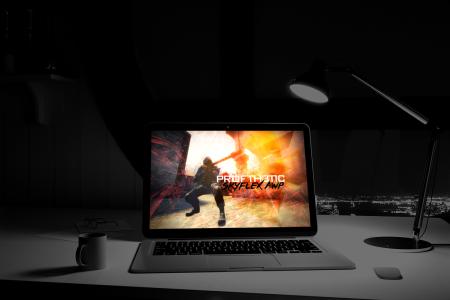 Profth3tic SKYFLEX Gaming player wallpaper