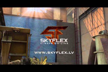 SKYFLEX GAMING video ievads