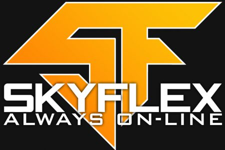 SKYFLEX Gaming komandas logo