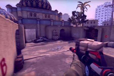 Video montāža Counter-Strike