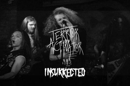 Terror Activator – Insurrected (Liriku video)