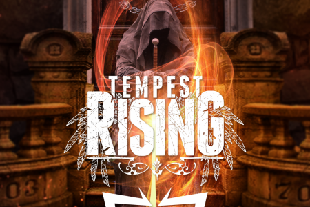 Tempest Rising & Stagnant Project poster design