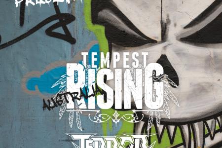 """""""Tempest Rising & Terror Activator"""" poster design"""