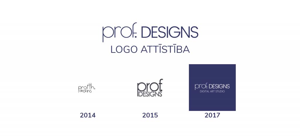 prof designs logos 5years
