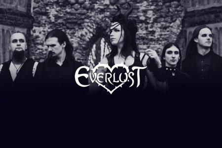 Everlust website development – gothic rock / metal band